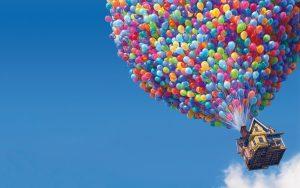 Fototapety balon